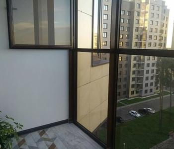 Панорамное остекление балкона или лоджии. Парим над землей!