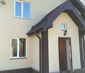 Окна для домов с постоянным проживанием