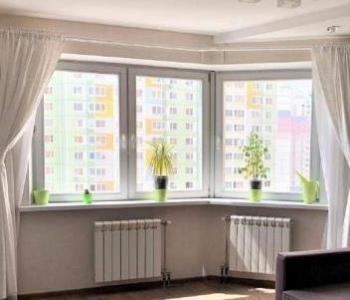 Эркерное окно для квартиры, дома, офиса.