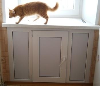 Обустройство атмосферного холодильника для кухни