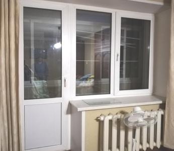 Окна балконного блока. Цена