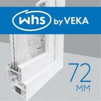 Стандарт плюс. Профиль WHS 72 мм от VEKA