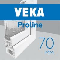 Комфорт. Профиль VEKA Proline 70 мм