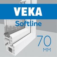 Комфорт плюс. Профиль VEKA Softline 70 мм