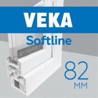 Премиум плюс. Профиль VEKA Softline 82 мм