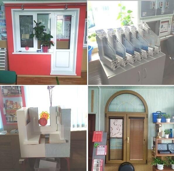 Купить окна ПВХ в г.Зарайск
